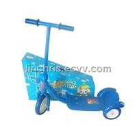 children's foot scooter
