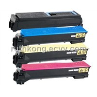 Color Toner Cartridge for Kyocera (TK-540/541/542/543/544)