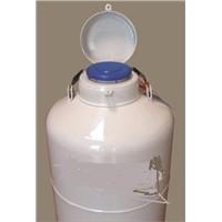 linquid nitrogen container
