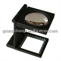 magnifying glass for offser printing machine
