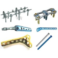 Orthopedic Implants / Bone Plates / Surgical Instruments