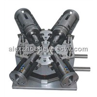 Plastic Angle Pipe Mould