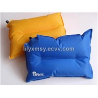 self inflating pillow SY-P09001