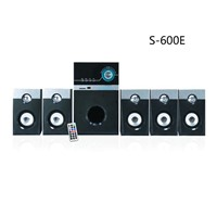 supply home theater speaker 5.1 ch multi media speaker home audio speaker home theater system