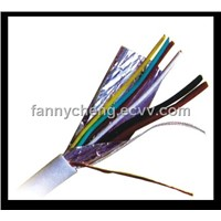 PVC Insulated&Jacketed Shield Security Alarm Cable