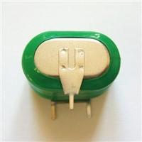 160mAh 3.6V NiMH Button Cell Batteries