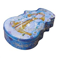 Christmas Decorative Tin