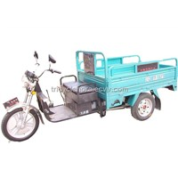 Electric tricycle (Strong climbing capacity)
