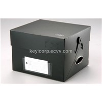 Elegant PP File Box