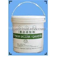 Food Additive Titanium Dioxide