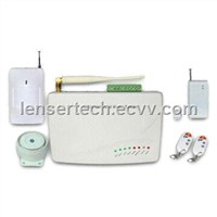 Home Wireless GSM Burglar Alarm