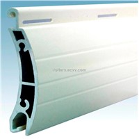 Reinforced Aluminium Extruded Double Layer Slat