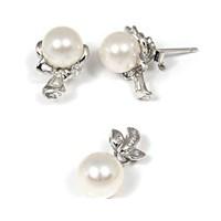 Freshwater Pearl Earring JPE-0034