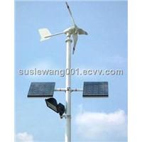 Hybrid Wind-Solar 500w