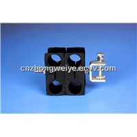 "Cable Hanger for 7/8"" - Double Hole Type / Double Stack"