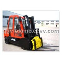 Forklift Truck with CAB