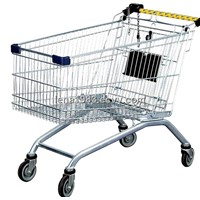 Shopping Trolley / OEM Shopping Cart / Supermarket Trolley (HB01)