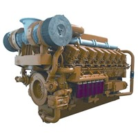 16V190 Diesel Engine/Genset