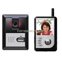 2.4ghz Digital Wireless Video Intercom