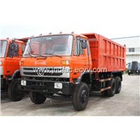 Dongfeng 6*4 Garbage Truck
