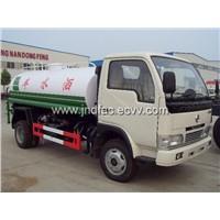 Dongfeng xiaobawang 3000-5000L water tank truck