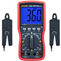 ETCR4000 Double Clamp Digital Phase Meter
