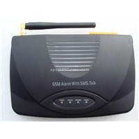 GSM Alarm System with SMS
