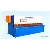 Hydraulic Shering Machine(QC12Y6/2500)