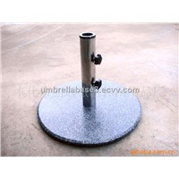 Marble umbrella base