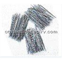 Melt Extract Steel Fiber