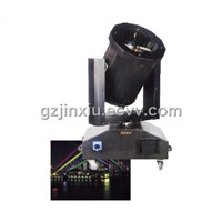 PC moving head searchlight