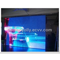 PH10mm Outdoor Traffic Single-Color LED Sign
