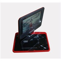 Portable DVD Player with TV Tuner and Games