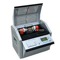 SG7808 Oil Dielectric Test Set with Integrated Control and Data Acquisition