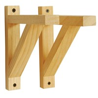 Shelf Brackets&Wooden Shelvings
