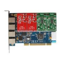 TDM400P 4 fxo card