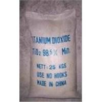 Titanium Dioxide (Anatase &Rutile)