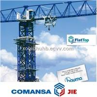 Tower Crane 8~48 Ton Capacity