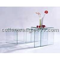 Home Furniture, Glass Coffee Table Set