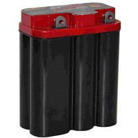 Spiral Wound Battery for Motorcycle Battery GM5Z-3B