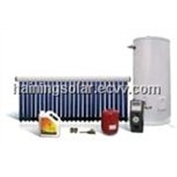 Split Pressurized System
