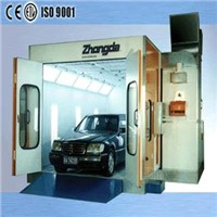 spray booth ZD-701-C 900