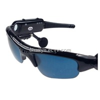 Sun Glasses Digital Video & Radio Camera