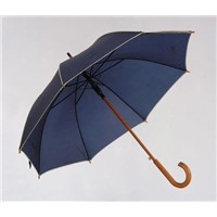 Wodden Handle Umbrella