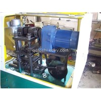 PTFE Gaskets Moulding Machine