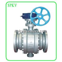 Gear Operate Ball Valve (CSBV-2FA)