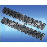 Plastic Terminal Blocks- Iron PE U Type