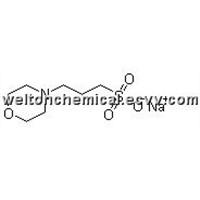 3-(4-Morpholino) propane Sulfonic Acid,Sodium Salt [MOPS,Sodium Salt]