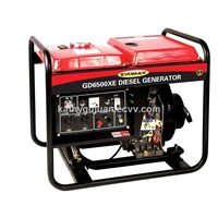 diesel generator set electric starter