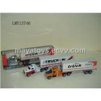 Metal Container Car (1:72)